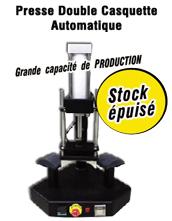 Presse Casquette Double Automatique