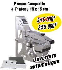 Presse-Casquette